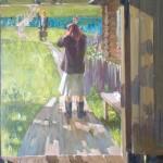 "Tryptichon ""Erinnerung an die Kindheit"" | Триптих Воспоминание о детстве"