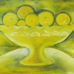 Schale mit Äpfeln | Яблочный спас