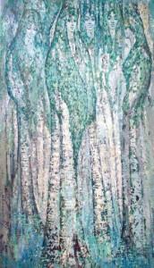 Die Birken | Девушки березки