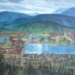 Das Dorf Visim | Поселок Висим